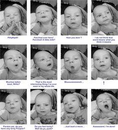 The imitation game: can newborn babies mimic their parents?