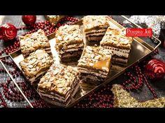 ŚWIĄTECZNE CIASTO BEZ PIECZENIA DLA ZABIEGANYCH - NAJLEPSZY PRZEPIS - to ciasto jest przepyszne i przygotujecie je bez użycia piekarnika! Idealne! Food, Youtube, Christmas, Essen, Meals, Yemek, Youtubers, Eten, Youtube Movies