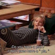 Tag a Phoebe Buffay