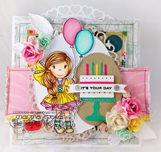 The Paper Nest: Party Time Avery Martha Tucker