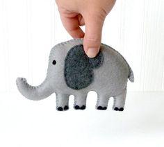 Mini Jungle Animal Sewing Patterns, Zoo Animal Sewing Patterns, Safari Animal Felt Patterns, Giraffe Elephant Monkey Zebra by LittleSoftieShoppe