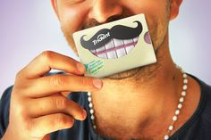 hani douaji makes smiles with trident gum packaging - designboom | architecture