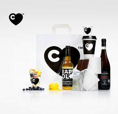 C brand design