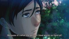 Chiharu Kashima despair - feels - love will triumph ! <3   Kono Danshi, Mahou ga Oshigoto Desu