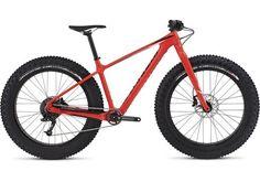Specialized Fatboy Comp Carbon 2017 Fat Bike - Mountain Bike