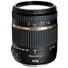 Tamron 18-270mm f3.5-6.3 Di II VC PZD - Canon Fit £329
