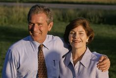 Laura bush, White houses and The Presidents Wives, Greatest Presidents, American Presidents, Laura Bush, Barbara Bush, Famous Couples, Happy Couples, George Bush Family, The Wonderful Country