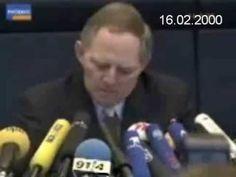 CDU-Spendenskandal : Wolfgang Schäuble