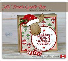 jolly-friends-goodie-box by Sandi @ www.stampinwithsandi.com