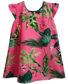 Vestido infantil Mundo céu pink natureza Girls Dresses, Summer Dresses, Miss Dress, My Baby Girl, Sewing Clothes, Kids And Parenting, Baby Dress, Kids Fashion, Pretty