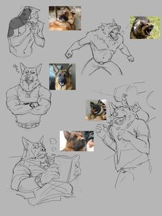 Animal Drawings, Cute Drawings, Anime Furry, Furry Drawing, Anthro Furry, Drawing Reference Poses, Character Design Inspiration, Furry Art, Character Art