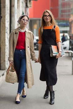 See all the best street style from Milan Fashion Week.