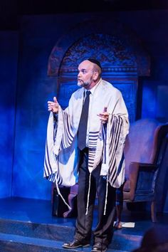 """""""My Name is Asher Lev"""" at Performance Network Theatre."""
