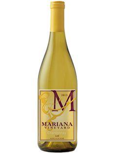 MarianaVineyard13Chardonnay www.wineshopathome.com/rachelt www.facebook.com/tastingflightwines