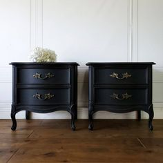 This item is unavailable Pink Bedside Tables, French Bedside Tables, Vintage Nightstand, Living Room Furniture, Home Furniture, Parisian Bedroom, Bedroom Night Stands, Vintage Interiors, Home Decor Bedroom