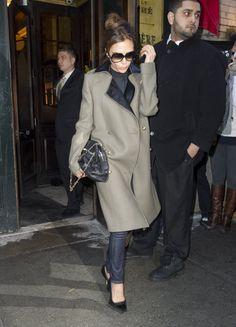 Victoria Beckham: Victoria Beckham in New York.