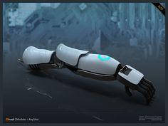 Robot Arm KS by Nero-tbs.deviantart.com on @DeviantArt