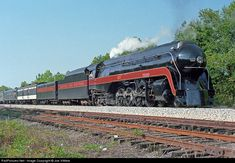 RailPictures.Net Photo: N 611 Norfolk & Western Steam 4-8-4 at Sunbright, Tennessee by Joe Vittitoe