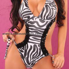 Trikini Sarafina zebra