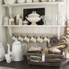 Brocante kitchen details