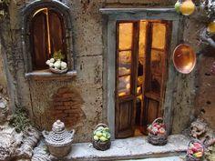 Di Tutto Un Po'...: Il Presepe Napoletano, uno sguardo a San Gregorio Armeno