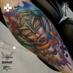Done at Giahi Tattoo & Piercing, Löwenstrasse 22 By resident artist Fede Gas