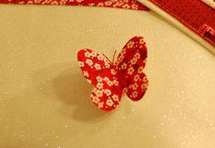 Tuto petits papillons en couture