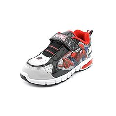 MARVEL TODDLERS/LITTLE KIDS SPIDERMAN LIGHTED SHOES BLACK MULTI SIZE 10 Marvel http://www.amazon.com/dp/B00LNO52GO/ref=cm_sw_r_pi_dp_2GRwub0KAWHTD