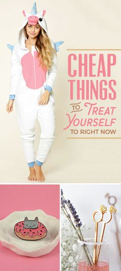 27 Cheap Things To Treat Yourself To Right Now | BuzzFeed #shopping #treatyoself