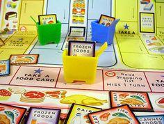 Vintage Board Games – Mod Game Graphics – Vintage Kids Toys | Small for Big