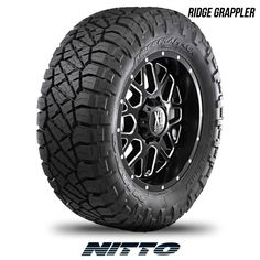 Nitto Ridge Grappler 285/70R17 116/113Q 285 70 17 2857017