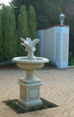 Love Dove Fountain