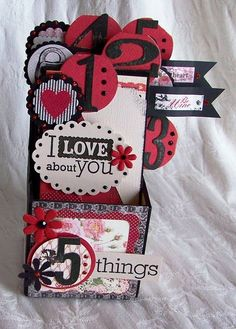 "Valentine ""5 Things I Love About You"""