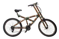 Bambúcicleta, la alternativa más ecológica del ciclismo
