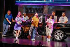 Orlando Sentinel's review of Hands on a Hardbody! Central Florida Regional Premiere at Garden Theatre!