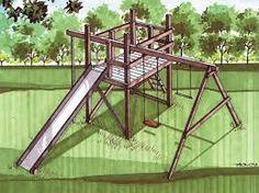 Image result for diy jungle gym plans