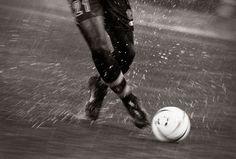 daamnn i remember playing soccer in the rain!