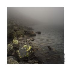 Rock and mist