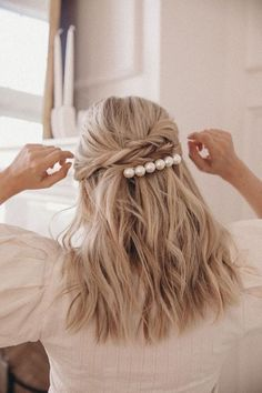 Lazy Hairstyles, Popular Hairstyles, Formal Hairstyles, Bridal Hairstyles, Blonde Hairstyles, Indian Wedding Hairstyles, Hairstyles Pictures, Homecoming Hairstyles, Headband Hairstyles