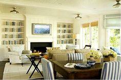 James Radin portfolio photo This Is 40 family room