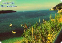 Dubrovnik, Mar Adriatico..♥