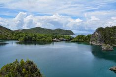 Views at Pianemo, Raja Ampat - one of 4 things to see before you die #Indonesia