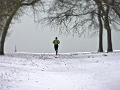 Running in the Winter.  Really good tips, tricks & strategies for those cold winter months