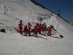 Ski intructor course