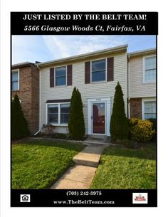 Is your dream home near VRE, Metro & George Mason University? (And updated & move-in ready?!)