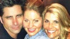 Lori Loughlin shares the real story behind mini 'Full House' reunion