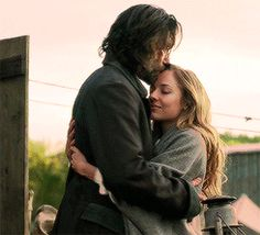 (2) anson mount and mackenzie porter| Tumblr Naomi and Cullen Ep. 404