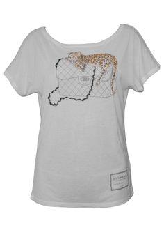 Féline Accessoire #t-shirt - Les Londoniens by Helena Strömberg. Buy online now at www.leslondoniens.com