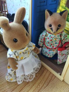 Lily's Sylvanian Families Blog