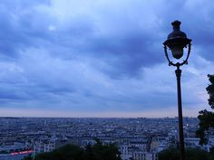 Paris View from Monmartre
